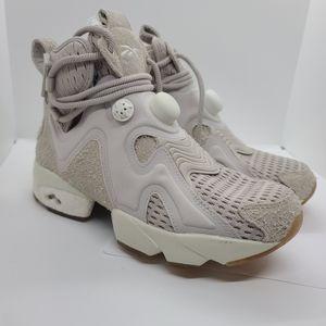 Reebok Furikaze Future Size 4.5 Men's Shoes Beige